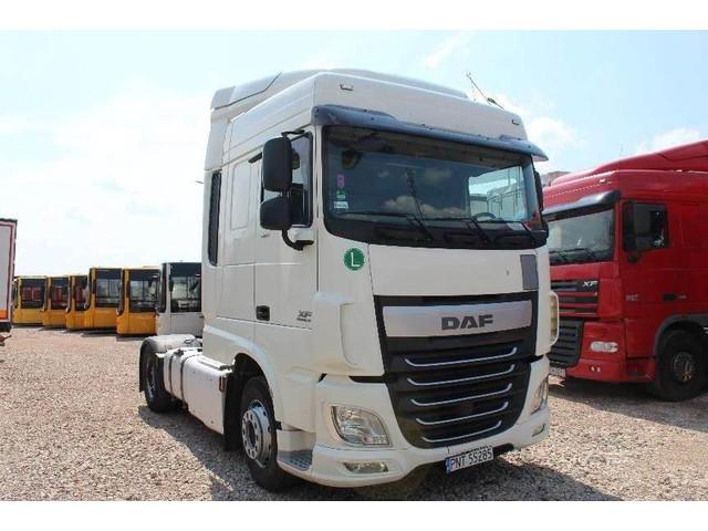 Daf XF 460 E6 FT Space Cab