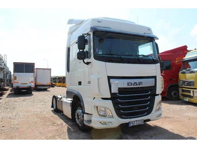 Daf XF 460 FT SC
