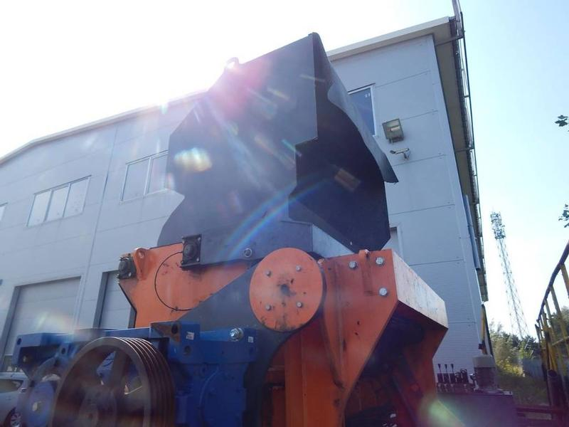 Carboma SINGLE-SHAFT SHREDDER PURSAN 2000