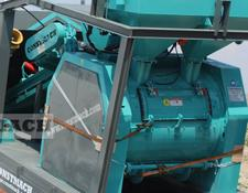 Constmach Single Shaft Concrete Mixer | Best Price Single Shaft Mixers