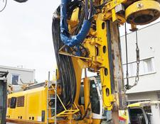 Bauer BG 28 H Rotary Drilling Rig