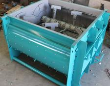 Constmach 1 m3 TWIN SHAFT MIXER IS READY AT STOCK