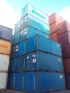 20 Fuß Dry Van Seecontainer Gebraucht in 22047 Hamburg, Deutschland ...