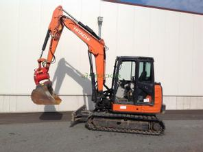 Hitachi ZAXIS 65 USB