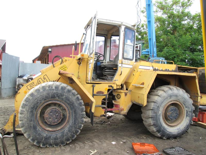 Liebherr 541 (Parts)