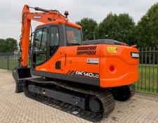 Doosan DX 140 LC UNUSED 2019