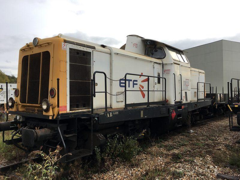 LOCOMOTIVE MACH V211 99879182518-0