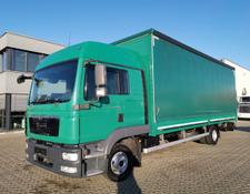 MAN TGL 12.180 4x2 BL / Ladebordwand
