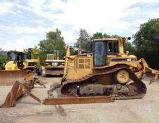 Caterpillar D 6 R LGP Series III Ripper
