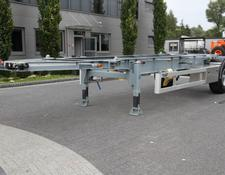 Lag TRAILER FOR BDF WEIGHT 1900 KG