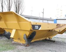 Caterpillar Zabudowa wywrotka CATERPILLAR KIPPER TIPPER BODY DUMPER CATERPILLAR CAT 735 FLAP DOOR