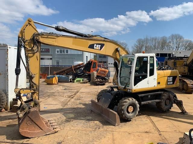 Caterpillar M 318 D Mono boom (perfect condition)