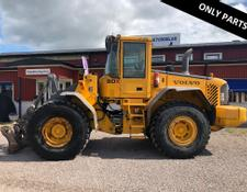 Volvo L120E Dismantled: only spare parts