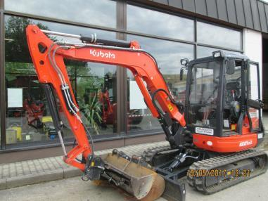 Kubota KX 121-3N GL AT
