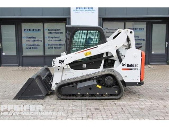 Bobcat T590 NEW AND UNUSED Multi Terrain Loader!