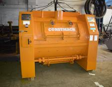 Constmach Single Shaft Concrete Mixer 2 Year Warranty - 24/7 Service