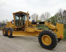 Caterpillar 140K 2014 with 890 hrs SOLD