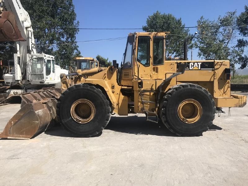 Caterpillar 966FII