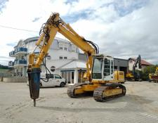 Hitachi R902HDSL Litronic with Hammer and Bucket