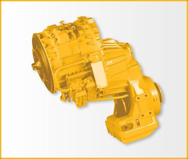 Caterpillar TH62 Gearbox