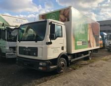 MAN TGL 8.180 Koffer Ladebordwand