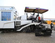 Dynapac DF 145CS * WITH 2 SCREEDS *