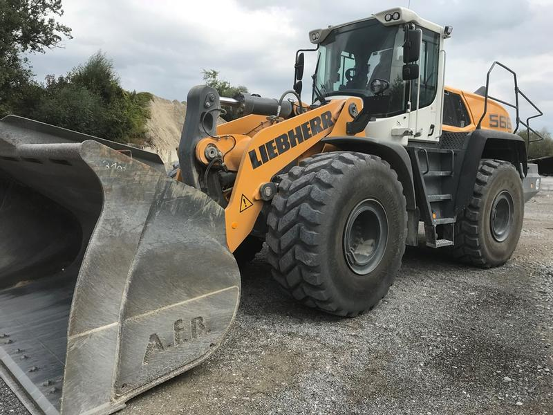 Liebherr L 566 X-Power