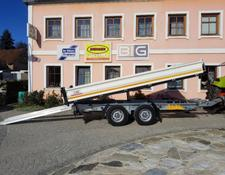 BIG Trailer 13 t Tandem 3 Seitenkipper