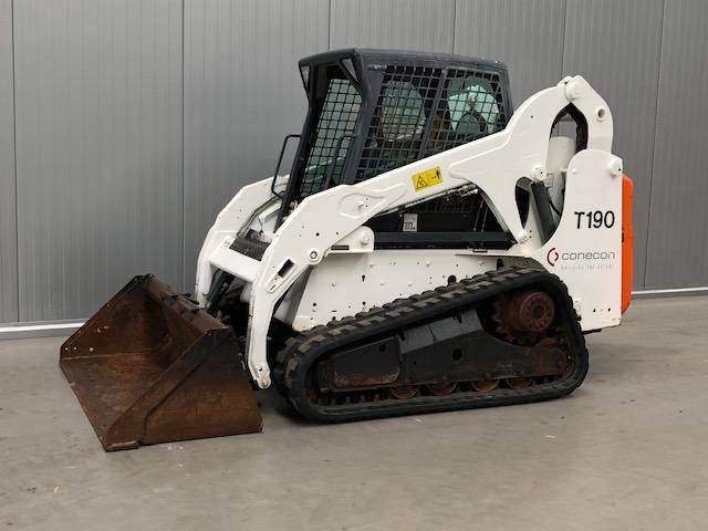 Bobcat T 190 High flow