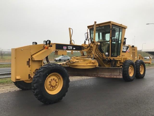 Caterpillar 12H 5100 hours only!