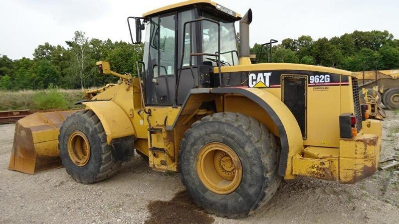 Caterpillar 962 G ll