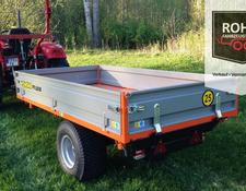 ForeSTeel FT-2200 Kleintraktor Schlepper