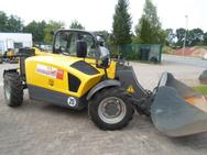 Wacker Neuson TH 522 Teleskoplader Wartung Neu