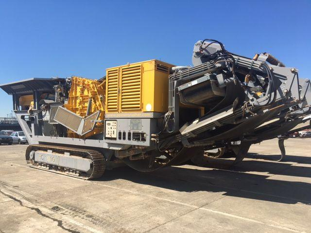 Stationäre Brechanlage Hartl PC 1310 I Impact Crusher UNUSED